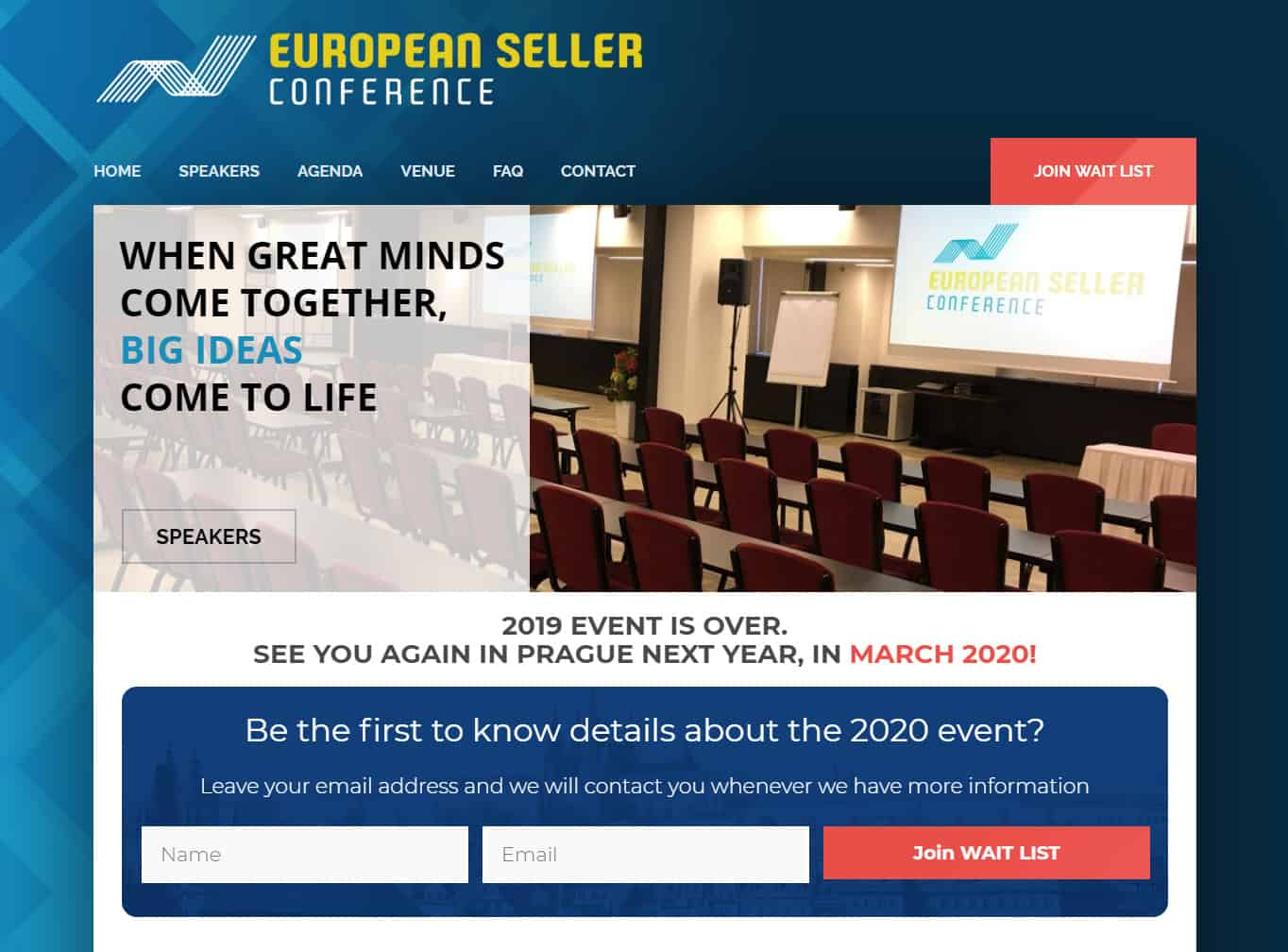 European Amazon Sellers Meet Prague