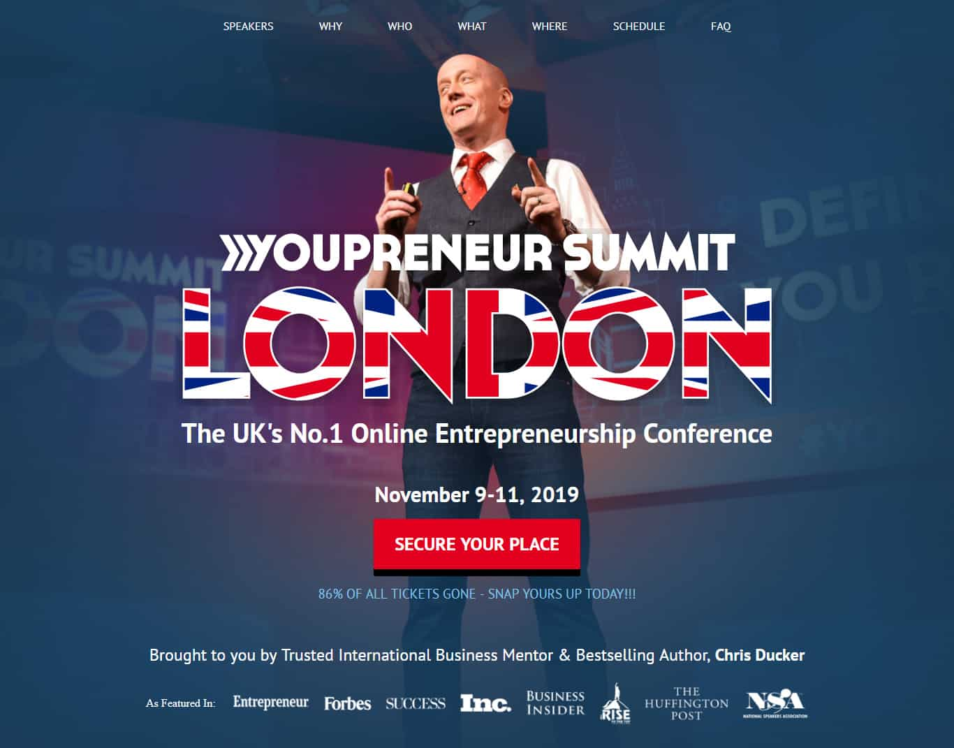 Youpreneur Summit 2019