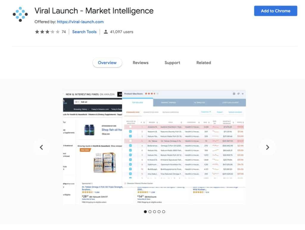 Viral Launch Market Intelligence