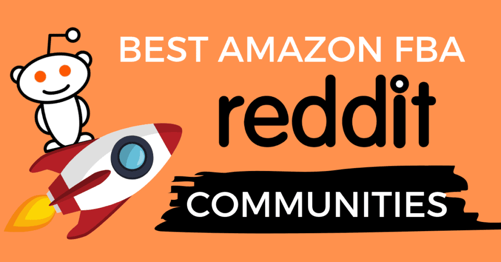 Reddit Amazon FBA
