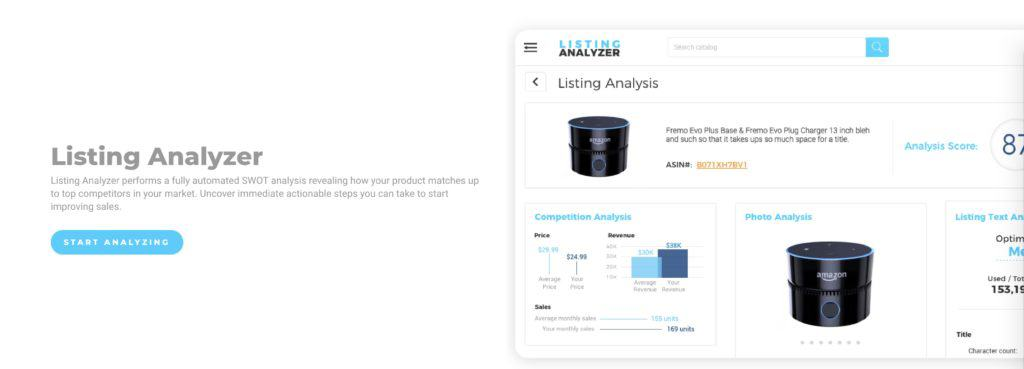 Keyword Optimisation Amazon