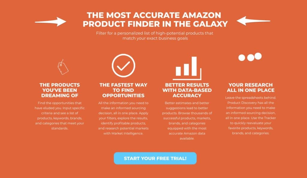 Amazon Product Discovery
