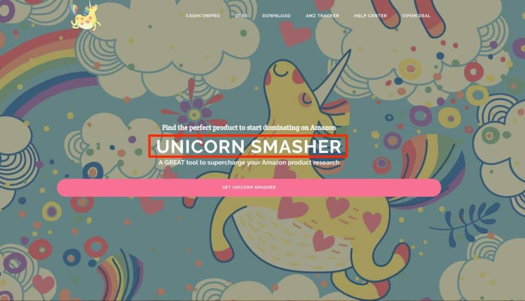 Amazon Unicorn Smasher