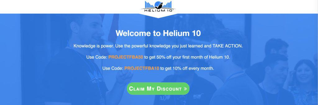Claim Discount Coupon H10