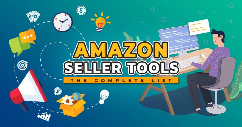 Top Amazon Seller Tools List