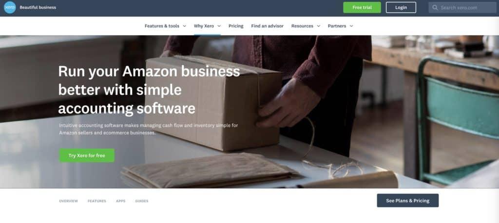 Xero for Amazon FBA Sellers