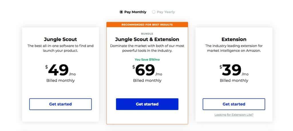 Jungle Scout Software Discount