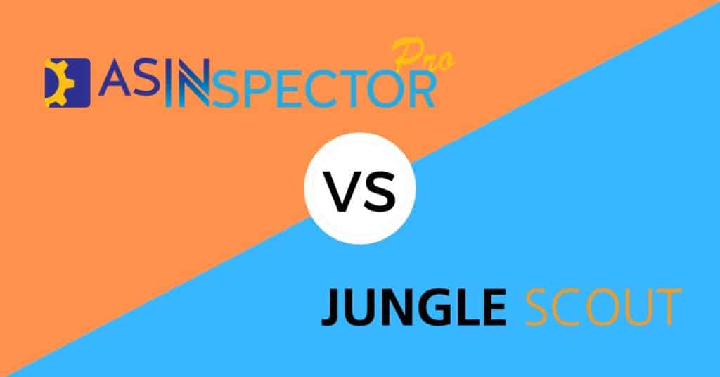 Jungle Scout Vs Asinspector Product research